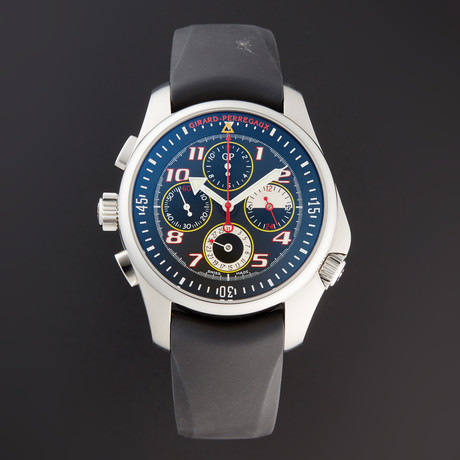 Girard Perregaux R&D 01 Chronograph Automatic // 49930-11-612-FK6A // Pre-Owned