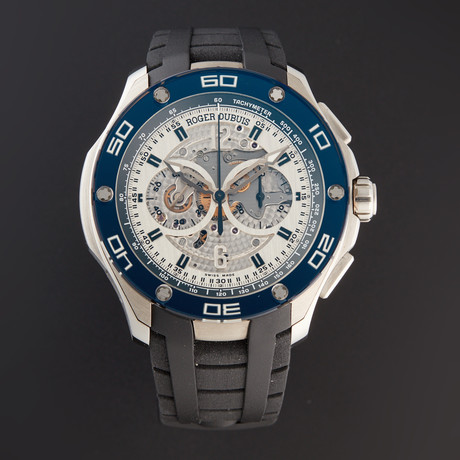 Roger Dubuis Pulsion Chronograph Automatic // DBPU0004 // Pre-Owned