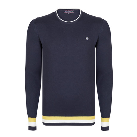 Henry Pullover // Navy (XS)