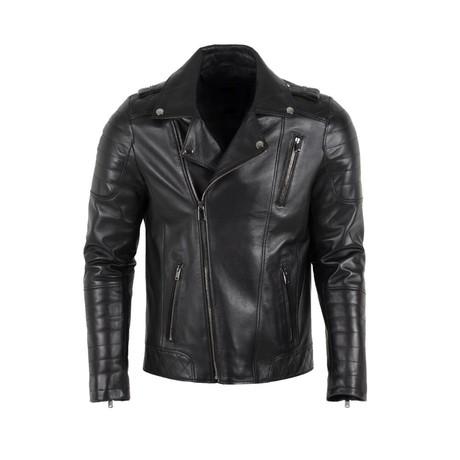 Aragorn Jacket // Black (S)