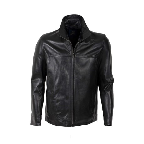 Adriano Jacket // Black (S)
