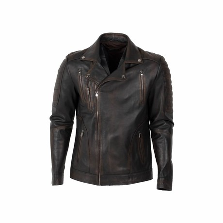 Vintage Jacket // Black (S)