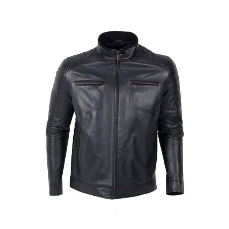 Calvino Jacket // Navy (S)