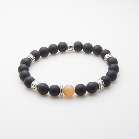 Dell Arte // Courage Bracelet // Black