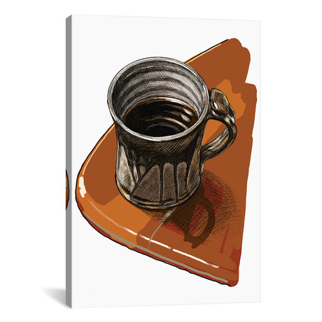 Coffee Mug is Life