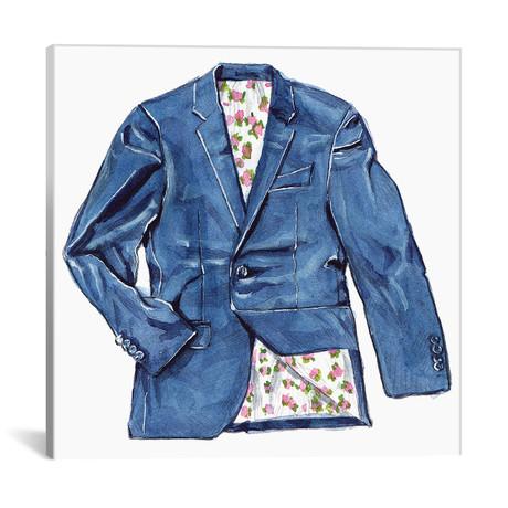 "OOTD Tailored Blazer (18""W x 18""H x 0.75""D)"
