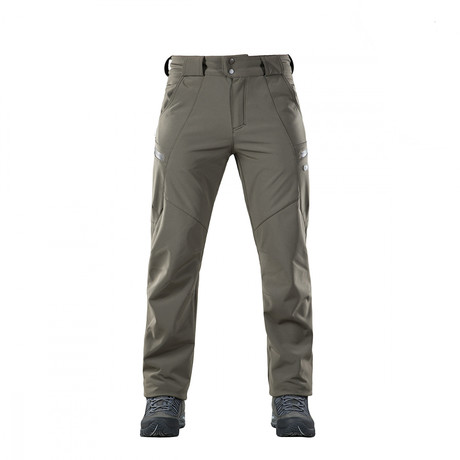 Kane Warm Pants // Olive (XS)