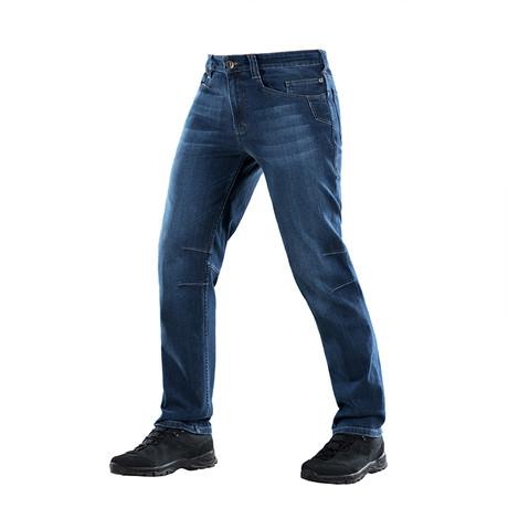 Bradley Tactical Jeans // Dark Denim (28WX30L)