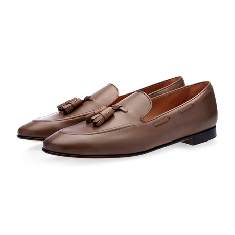 Philippe Nappa Loafers // Brown (Euro: 39)