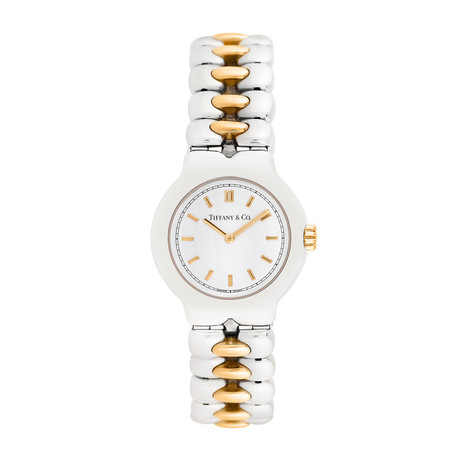 Tiffany & Co. Ladies Tisolo Quartz // L0112 // Pre-Owned