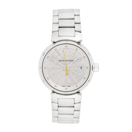 Louis Vuitton Ladies Tambour Quartz // Q1313 // Pre-Owned