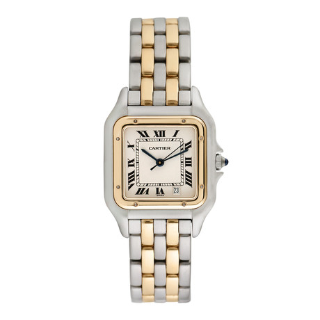 Cartier Ladies Panthere Midsize Quartz // Pre-Owned
