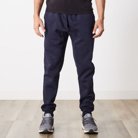 Simply Butter Jogger // Navy (S)
