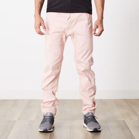 Rich V3 Jogger // Dusty Pink (S)