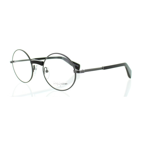 Unisex YY-3001-115 Round Glasses // Brown