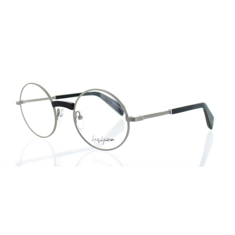 Unisex YY-3001-613 Round Glasses // Navy