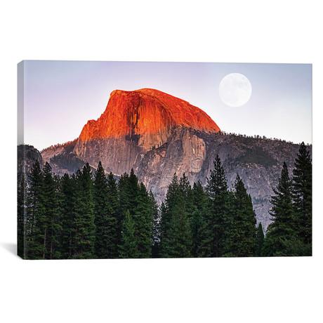 "Yosemite // Marco Carmassi (26""W x 18""H x 0.75""D)"