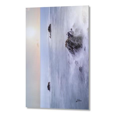 "Topia by Apachennov // Aluminum Print (16""W x 24""H)"