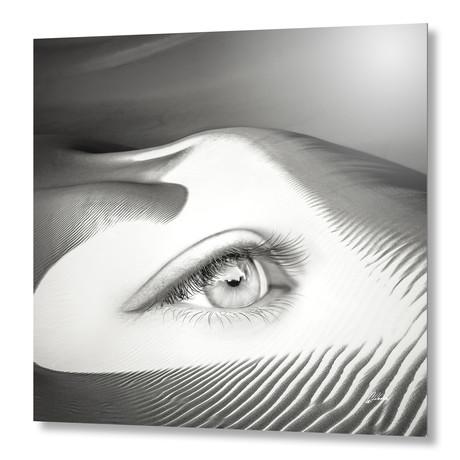 """Untrue // Aluminum Print (16""""W x 16""""H)"""