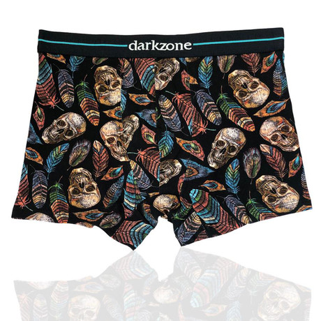 Skull Boxers // Multicolor (S)