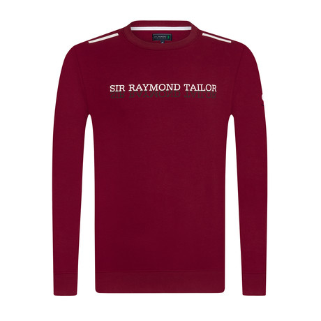 Lights Out Sweatshirt // Bordeaux (XS)