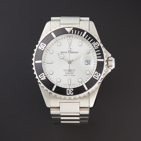 Revue Thommen Diver Automatic // 17571.2127 // Store Display