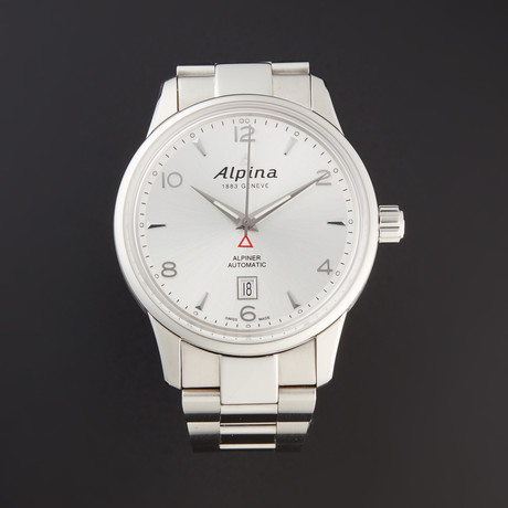 Alpina Alpiner Automatic // AL-525S4E6B // Store Display