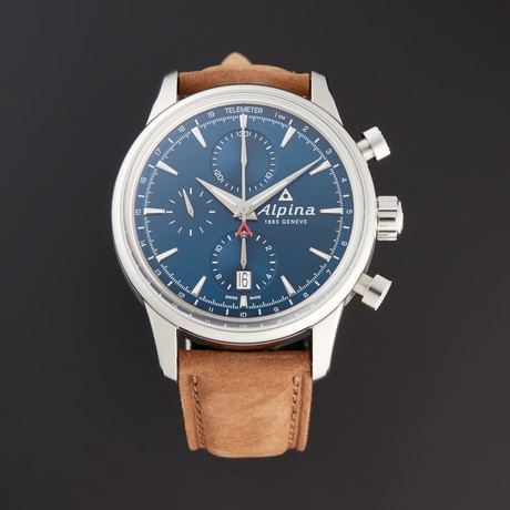 Alpina Chronograph Automatic // AL-750N4E6 // Store Display