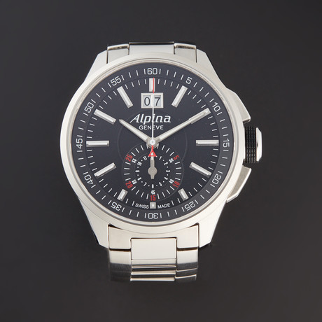 Alpina Chronograph Quartz // AL-353B5AR36B // Store Display