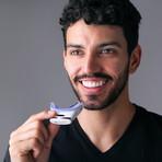 Self-Sanitizing Snow Smart Teeth Whitening // Dual-Light + Wireless