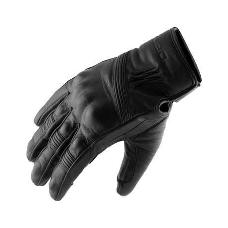 Armored Gloves // Black (XS)