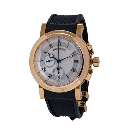 BreguetMarine Chronograph Automatic // 5827BA/12/5ZU