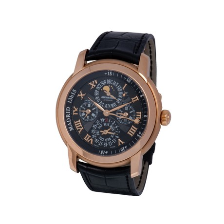 Audemars Piguet Jules Audemars Equation of Time Automatic // 26003OR.OO.D002CR