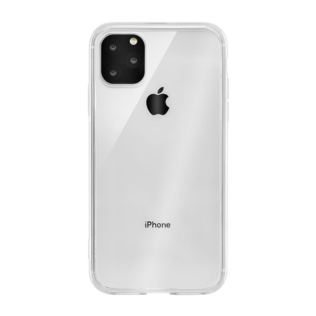 HYBRID iPhone Case // Clear (XS Max)