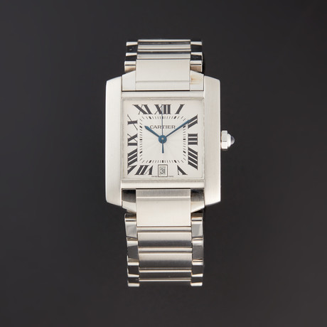 Cartier Tank Francaise Automatic // W51002Q3 // Pre-Owned