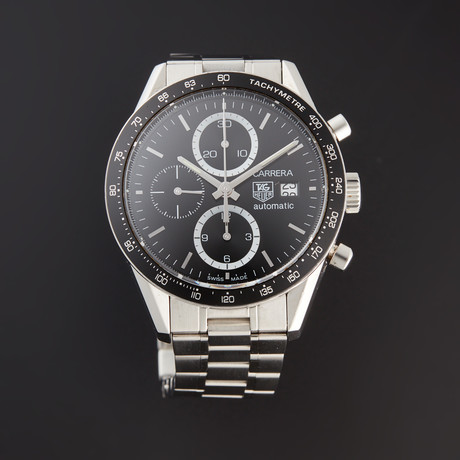 Tag Heuer Carrera Chronograph Automatic // CV2010 // Pre-Owned