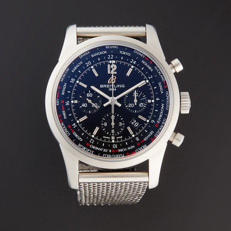 Breitling Transocean Chronograph Automatic // AB0510 // Pre-Owned