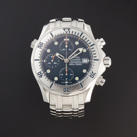 Omega Seamaster Chronograph Automatic // 2598.80.00 // Pre-Owned