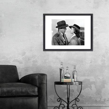 """Casablanca // Great Moments in History (12""""W x 16""""H x 2""""D)"""