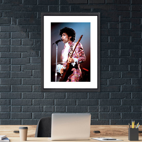 """Prince // Great Moments in History (12""""W x 16""""H x 2""""D)"""