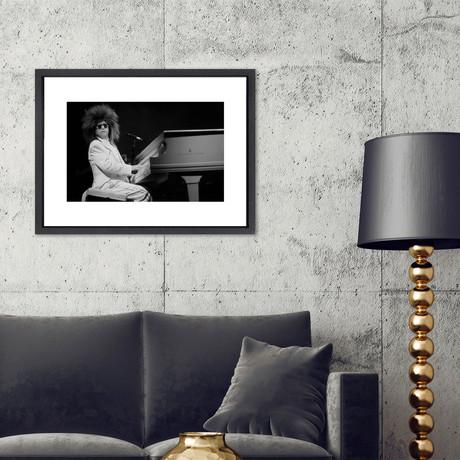 "Elton John // Great Moments in History (12""W x 16""H x 2""D)"