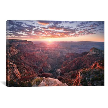 """The Grand Canyon // Stefan Hefele (26""""W x 18""""H x 0.75""""D)"""