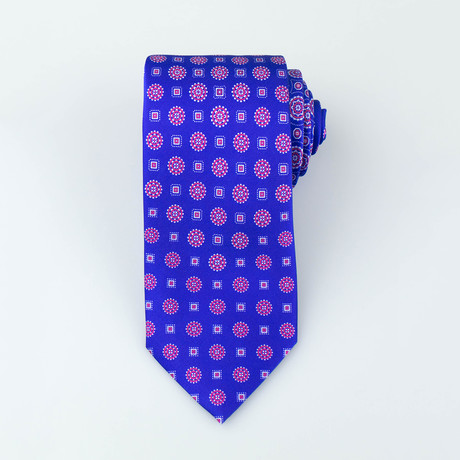 Huynh Silk Tie // Blue