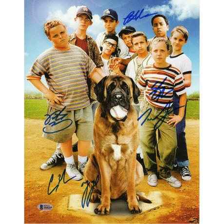 Signed Photo // The Sandlot // Cast