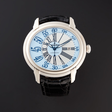 Audemars Piguet Millenary Automatic // 15320BC.OO.D093CR.01 // Pre-Owned