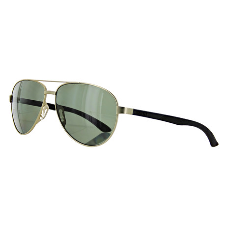 Smith // Unisex Pilot Sunglasses // Matte Brown