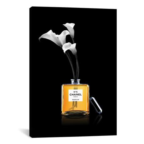 """Chanel Vase // Alexandre Venancio (12""""W x 18""""H x 0.75""""D)"""