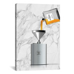 "Drink Chanel // Alexandre Venancio (12""W x 18""H x 0.75""D)"
