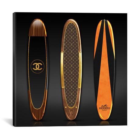 """Surf Collection // Alexandre Venancio (12""""W x 12""""H x 0.75""""D)"""