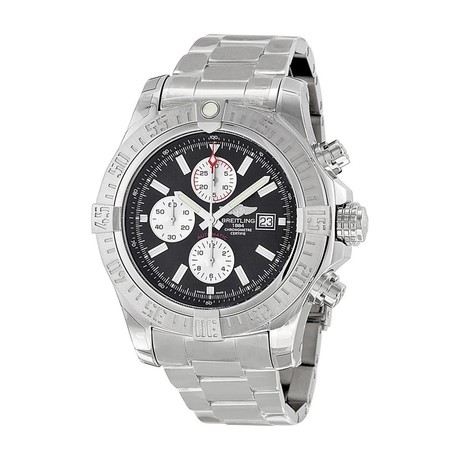 Breitling Avenger Chronograph Automatic // A1337111-BC29-168A // Store Display